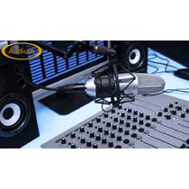 Web Rádio - Radio Online, Vinhetas, Trilhas, Automação !