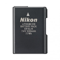 Bateria Nikon Enel14 Original D3100 3200 3300 5100 5200 5300
