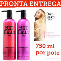 Bed Head Shampoo Condicionador Dumb Blonde - Pronta Entrega