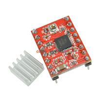 Driver Motor De Pasos Bipolar A4988, Arduino Avr Robotica