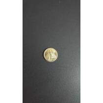 Mini-réplica De La Moneda De 20 Dolares Oro