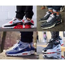 Zapatillas Nike / Adidas / Jordan/ Ultra Boost- Max 90-nmd