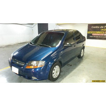 Chevrolet Aveo Hb. Ls - Sincronico