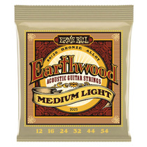Cuerdas Ernie Ball Earthwood Para Guitarra Acustica 12-54