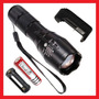 Lampara Tactica 2900 Lumens Creeled T6 Recargable Envigratis<br><strong class='ch-price reputation-tooltip-price'>$ 199<sup>99</sup></strong>