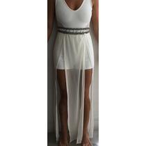 Vestido Limone - Branco