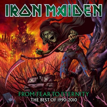 Cd Iron Maiden - From Fear To Eternity The Best Of (lacrado)