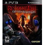 Resident Evil Operation Raccoon Ps3 Usado Imperio Games