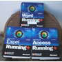 Excel Word Access Running Mcgraw-hill Con Cd`s 3 Libros