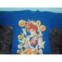 Playera Dragon Ball Z De Goku Super Sayayin Dios Talla L
