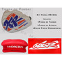 Kit Fundas Para Honda Xr 600r 1993-94, Envios A Todo El Pais