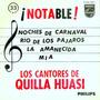 Los Cantores De Quilla Huasi ¡ Notable ! - Simple Con Tapa