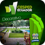 Césped Sintético Decorativo Para Recubrir Tu Jardín<br><strong class='ch-price reputation-tooltip-price'>U$S 11<sup>90</sup></strong>