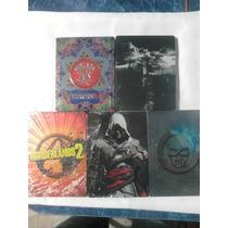 Juegos Steelbook, Special Edition, Caja Metalica-ps3/ps4