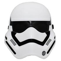 Máscara Star Wars Stormtrooper Com Leds