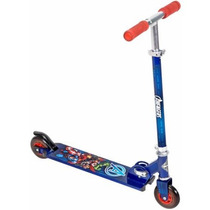 Inline Plegable Kick Scooter Huffy Marvel Avengers Boys