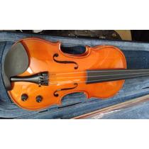 Violin Jose Asturias Vln 700 4/4 Electrico Volumen - Tono