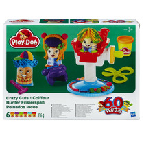 Cortes Divertidos Play Doh