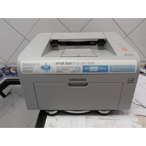 Impressora Laser Samsung Ml 1610 Usada Funcionando