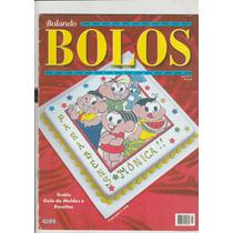 Revista De Receitas Bolando Bolos - Marcela Sanches N 1 - Ax