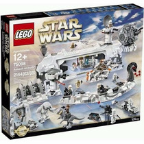 Lego Star Wars Assault On Hoth Son 2144 Piezas