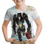 Camiseta Infantil Pacific Rim Jaeger