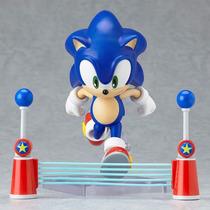 Sonic The Hedgehog: Nendoroid (pronta Entrega)