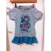 Vestido Monster Hight Original Disfraz Nenas