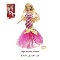 Barbie Um Natal Perfeito 2011 Original Mattel