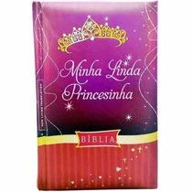 Bíblia Infantil Minha Linda Princesinha