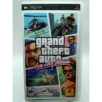 Grand Theft Auto Vice City Stories Sony Psp Gta