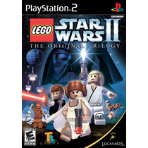 Lego Star Wars Ii - The Original Trilogy Ps2 Patch