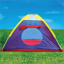 Barraca Infantil Tenda Casa Camping Portátil Menor Preço