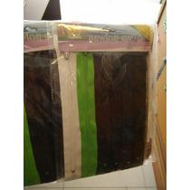 Set De 6 Cierres Zip Para Pantalón Falda 6 Colores 23x2.9cm