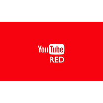 Youtube Red 1 Mes