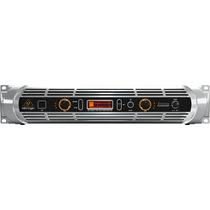 Behringer Inuke Nu6000 Dsp Potencia Amplificador Usb Digital