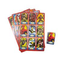 Juego De Mesa Loteria Hombre Araña Spiderman Original