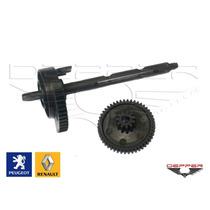Reparo Engrenagem Corpo Borboleta Tbi Clio Peugeot 1.0 16v