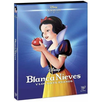 Blanca Nieves Y Los Siete Enanos ( Dvd ) Disney Ed Diamante