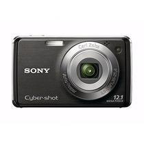 Camara Sony Cyber-shot Dsc-w230 12.1 Mp With 4x Zoom Black