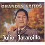 Julio Jaramillo - Grandes Exitos Cd Original Nuevo