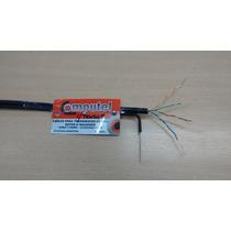 Cable Utp Exterior Cat 5e Con Tensor Computel
