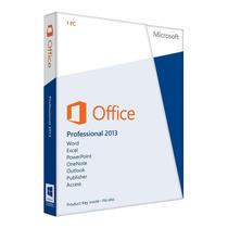Office 2013 Pro Plus - Licença Original - Ativação Vitalícia