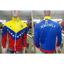 Chaqueta De Venezuela Tricolor Nike ( Envio Gratis )