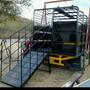 Plataforma Transporte Ganadero Para Camion 350