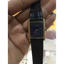 Reloj Original Must De Cartier De Cuerda