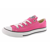 Zapatillas Converse All Star Ox Rosa