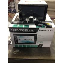 Reproductor De Pantalla Tactil, Cámara,cyberlux Cx2