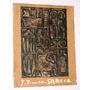 Antiguo Catalogo Arte Pintura Uruguay Torres Garcia Año 1959