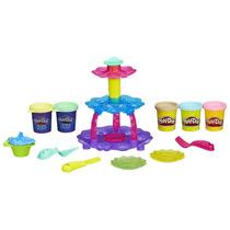 Juguete Plastilina Playdoh Torre De Cupcake